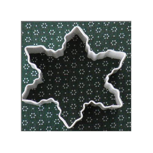 White Snowflake Cutter