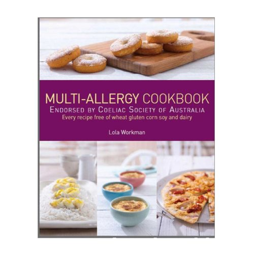 Multi Allergy Cookbook