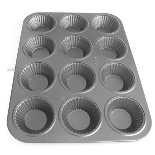 Fluted Cupcake tray
