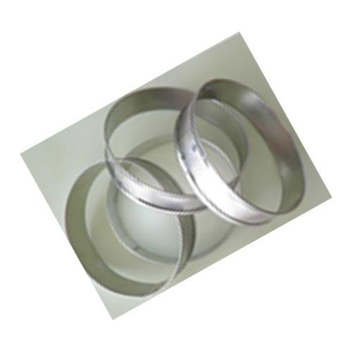 Crumpet Rings Handmade