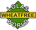 Wheat Free World Retina Logo