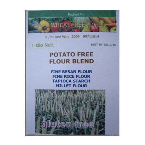 Potato Free Blend