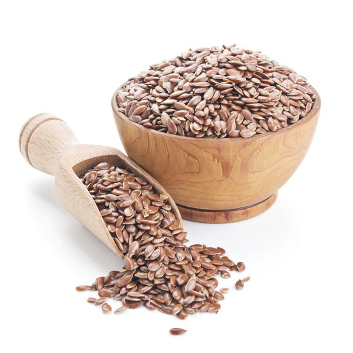 how to eat brown linseed